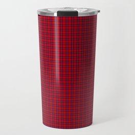 Rose Tartan Travel Mug