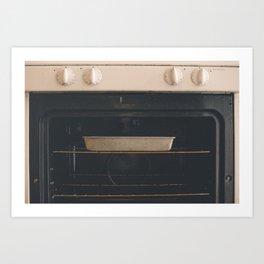 oven Art Print