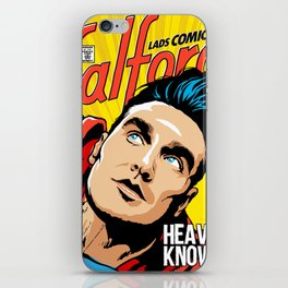 Heaven Knows iPhone Skin