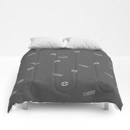 Cancer Pattern Comforters