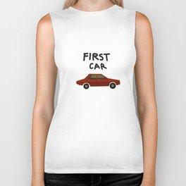First car Biker Tank