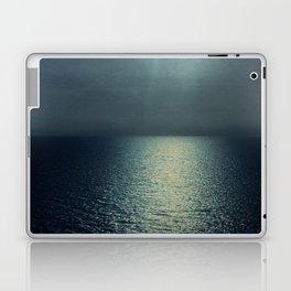 sea - emerald sunset Laptop & iPad Skin