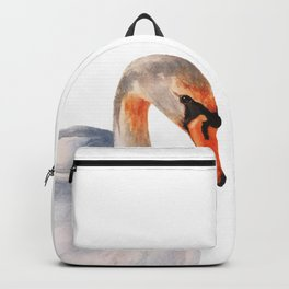 Swan Soliloquy Backpack