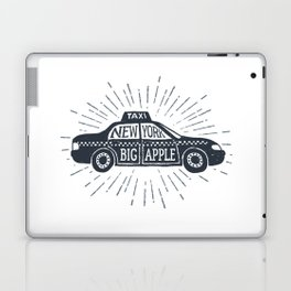 New York. Big Apple Laptop & iPad Skin