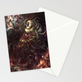 Star Eater Stationery Cards