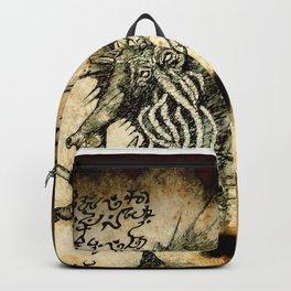 Cthulhu Rises Backpack