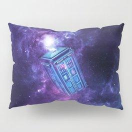 Tardis Nebula Pillow Sham