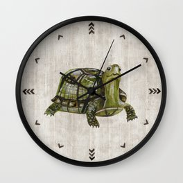 Little Turtle Wall Clock