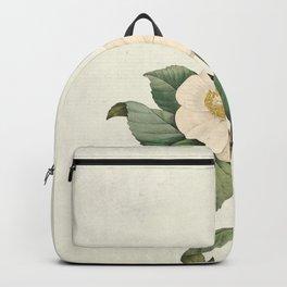 Vintag flower patter1 Backpack