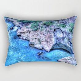 Devil's Pot Rectangular Pillow