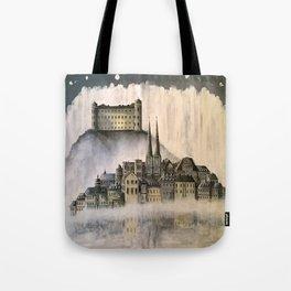 Magical Uppsala Tote Bag