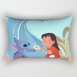 Lilo & Stitch Rectangular Pillow