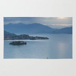 Majestic Lake Maggiore Rug