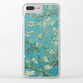 Almond Trees - Vincent Van Gogh Clear iPhone Case