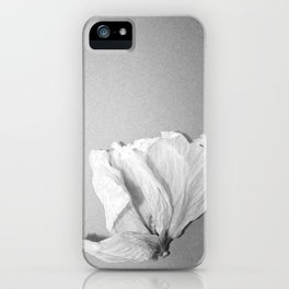 Ibiscus petals  iPhone Case