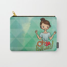Oh So Awkward Carry-All Pouch