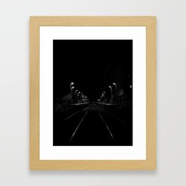 170314_2047 Framed Art Print