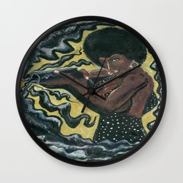 Bad Girls of Motion Pictures #2 - Coffy Wall Clock
