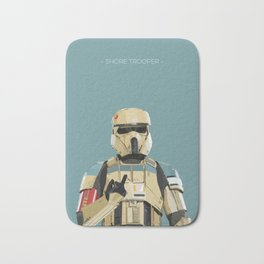 Shore trooper Bath Mat