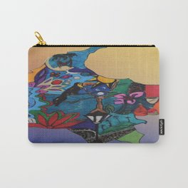 Colombian doodle Carry-All Pouch