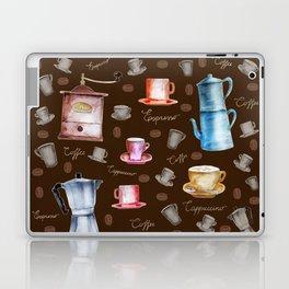 Coffee Lover Laptop & iPad Skin