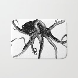 Cosmic Octopus Bath Mat