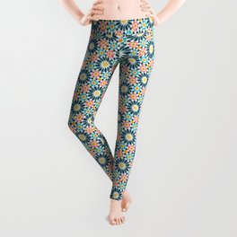 Arabesque Style Leggings