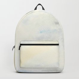 Palace of Culture in clouds Warsaw Backpack