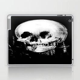optical illusion laptop skins society6
