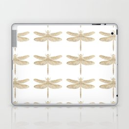 the dragonfly Laptop & iPad Skin