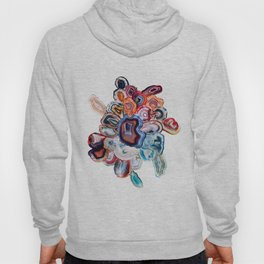 Earth's Loveliness, Agate Collection Hoody