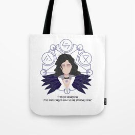 Yennefer of vengerberg Tote Bag