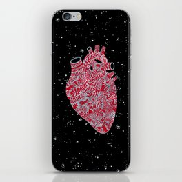 Lonely hearts iPhone Skin