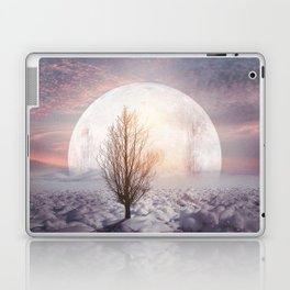 Hypnotized by the Moon Laptop & iPad Skin