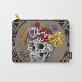 Skull of Life Carry-All Pouch