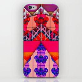 2 in love iPhone Skin
