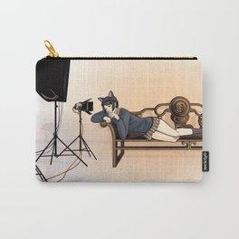 Studio Shoot (Neko Version) Carry-All Pouch