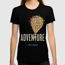 UP - Adventure Is Out There! T-shirt