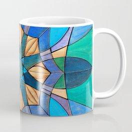 Leafy Mandala Coffee Mug