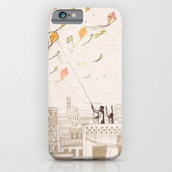 Komal iPhone & iPod Case