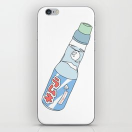 Kawaii Ramune Soda Drink iPhone Skin