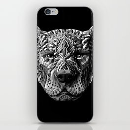 Pitbull iPhone Skin