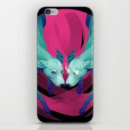 Ghost Catahoulas iPhone Skin