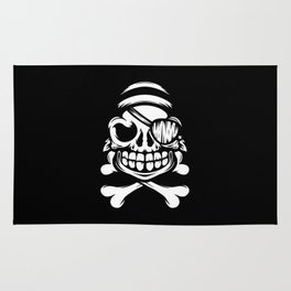 Jolly Pirate Rug