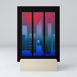 City Dreams Mini Art Print