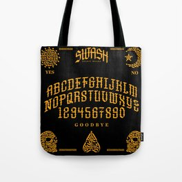 Calligraphy Spirit Board Tote Bag