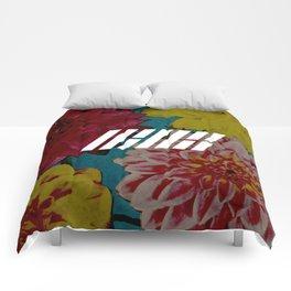 IKON floral Comforters