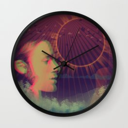 Stephen Stills Treetop Flyer Wall Clock