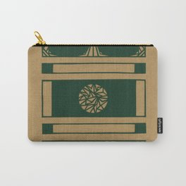 Human Qualities Carry-All Pouch