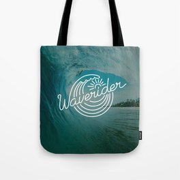 Waverider Rush Tote Bag